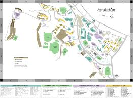Ut Austin Campus Map by Appalachian State University Campus Map Gif