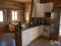 cuisine chalet montagne location chalet à valloire iha 30351