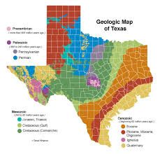 houston fault map geology of almanac