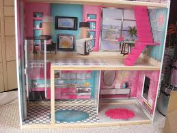 De Plan Barbie Doll Furniture by Barbie House Plans Doll Design Games Simple Dh1 Modern Dream