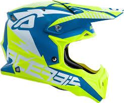 yellow motocross helmets acerbis impact 3 0 motocross helmet helmets offroad blue yellow
