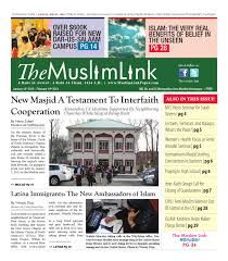the muslim link january 18 2013 by the muslim link issuu