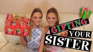 how to buy gifts for your sister twins teagan u0026 sam youtube