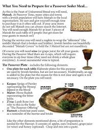 messianic seder plate passover booklet