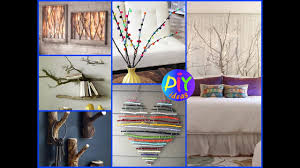 DIY Tree Branch Room Decor 35 Creative Ways To Decorate With