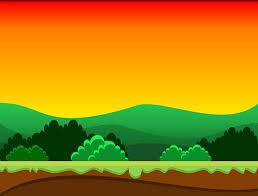 arriere plan bureau animé dessin animé arrière plan coucher image gratuite sur pixabay