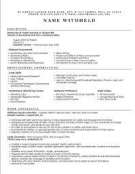 hospitality resume skills 61 hospitality resume skills getjob
