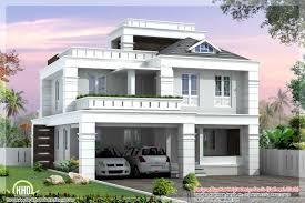4 bedroom modern home design 2550 sq ft kerala home design