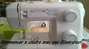 start sewing with silvercrest machine for beginners e couture