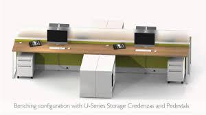 ki unite panel system animation in benching configuration youtube