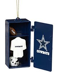 Dallas Cowboy Christmas Decorations Outdoor by Amazon Com Dallas Cowboys High Heeled Shoe Ornament Home U0026 Kitchen