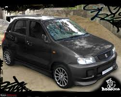 cool modded cars modding an alto page 6 team bhp