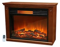 amazon com lifesmart large room infrared quartz fireplace in