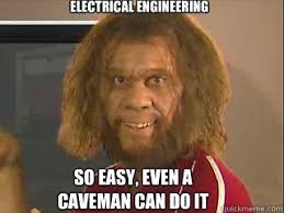 Electrical Engineering Meme - poggi news good caveman quickmeme