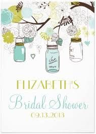 jar invitations jars shower invitations 2013 popular wedding trends