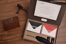 Box Wedding Invitations Printsonalities Blog Your Personal Wedding Invitation Stylist