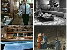 midcentury modern at the movies 13 stylish film sets curbed
