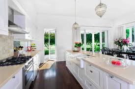 galley kitchen designs with island galley kitchens with islands homedesignlatest site