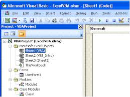 visual basic editor in excel vbe the vba code editor