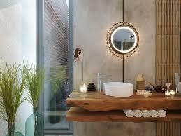 putz für badezimmer moderne wandgestaltung im bad 30 ideen und beispiele