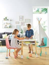 chaise pour chaise maternelle pour table de jeu play bois vertbaudet