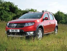 renault sandero 2014 dacia sandero stepway most popular in uk