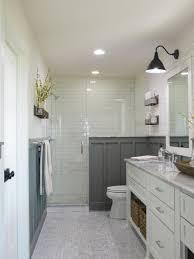 Hgtv Bathroom Design Joanna Gaines Farmhouse Bathroom Design