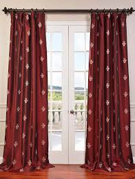 Faux Silk Embroidered Curtains 16 Best Embroidered Faux Silk Curtains Images On Faux