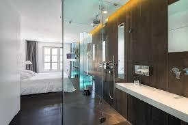 chambre avec salle d eau photo chambre parentale avec salle de bain et dressing modern aatl