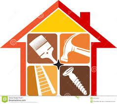 home repair logo stock vector image 39724005 home repair
