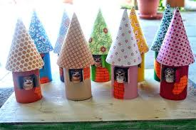 easy crafts for childrens church toilet paper roll