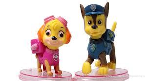 13 23 classic animation paw patrol characteristic figure models