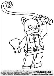 lego girl coloring page lego batman catwoman with whip coloring page kid stuff