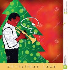 christmas jazz trumpet stock images image 34392384