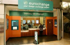 the exchange bureau eurochange services bullring grand central birmingham