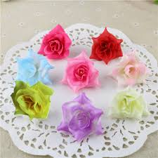 artificial flower decorations for home popular fake roses heads buy cheap fake roses heads lots from