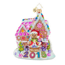 decor christopher radko house ornament with radko ornaments and