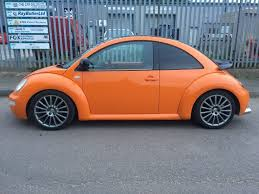 modified volkswagen beetle stunning vw beetle modified with full respray in electric orange