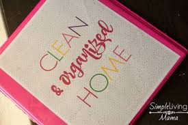 The Organized Home by Simplify Your Home With The Clean U0026 Organized Home Planner