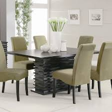 White Dining Room Table Sets Black Glass Dining Room Sets Black And Silver Dining Room Set