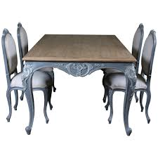 lyon french carved dining table french style dining furniture