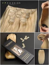 clip hair white solid clip in indian remy hair extensions s613a