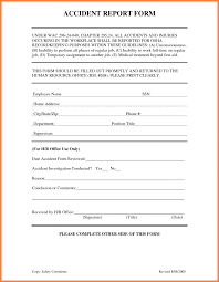 workplace incident report forms packet accident investigation form