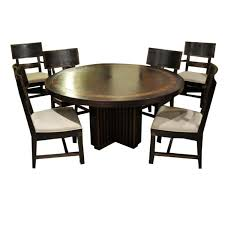 round dining room tables for 8 round dining table 8 chairs transitional round dining table and 6