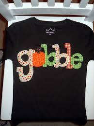 thanksgiving tshirts gobble gobble easy seam a steam thanksgiving shirt for cameron