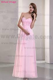 Light Pink Bridesmaid Dress Turmec Light Pink Strapless Bridesmaid Dresses