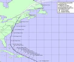 Hurricane Tracking Map Hurricane Irene Tracker