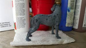 great dane custom painted figurine dogloverstore