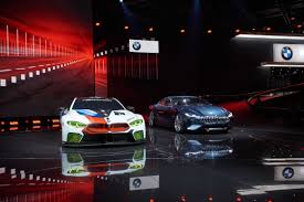 bmw supercar m8 bmw motorsport press conference iaa cars bmw m8 gte bmw concept