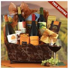 wine baskets winebasket review revuezzle